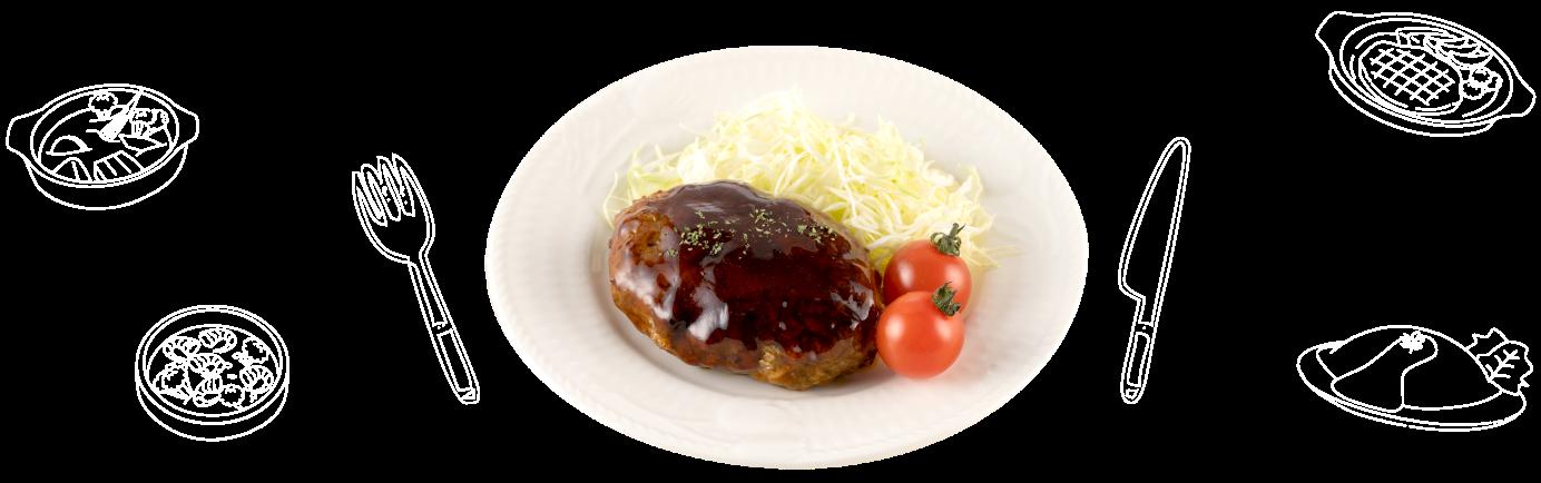 お惣菜画像